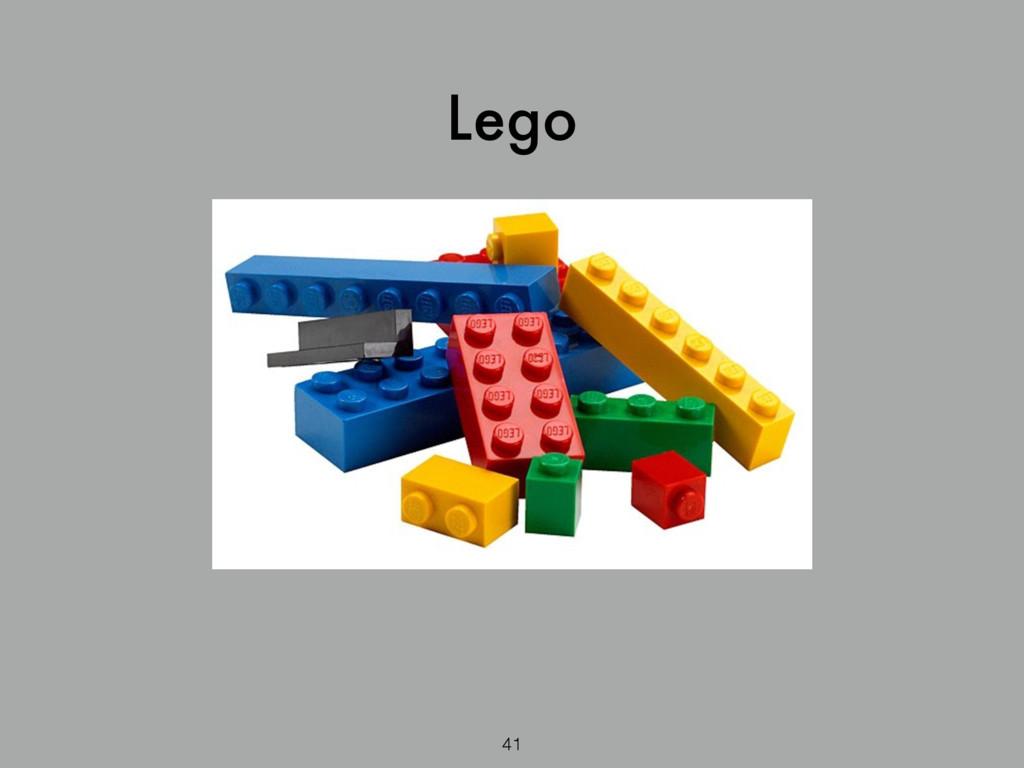 Lego 41
