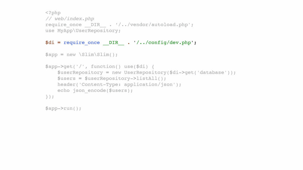 <?php // web/index.php require_once __DIR__ . '...