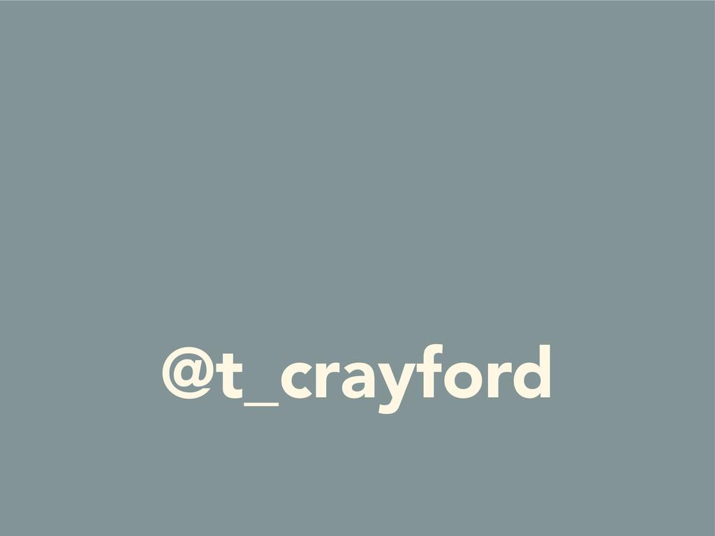 @t_crayford