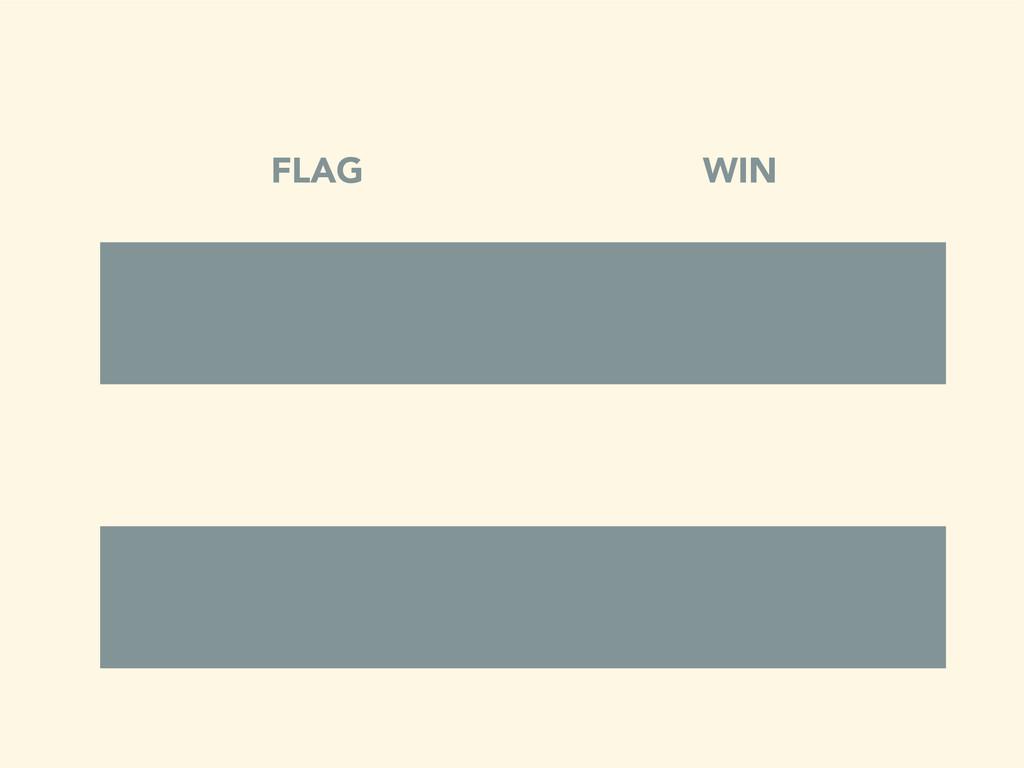 FLAG WIN