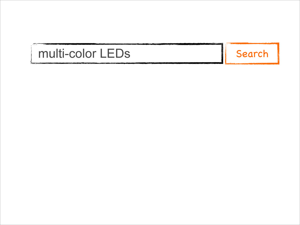 multi-color LEDs Search