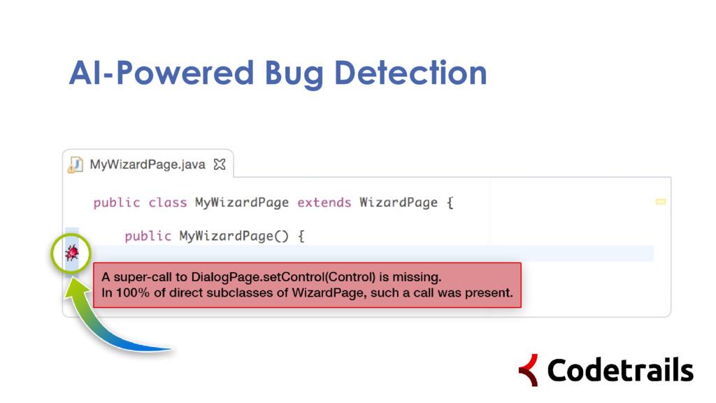AI-Powered Bug Detection