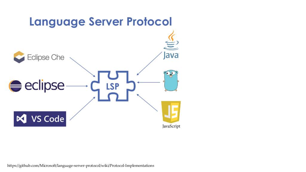 Language Server Protocol LSP https://github.com...
