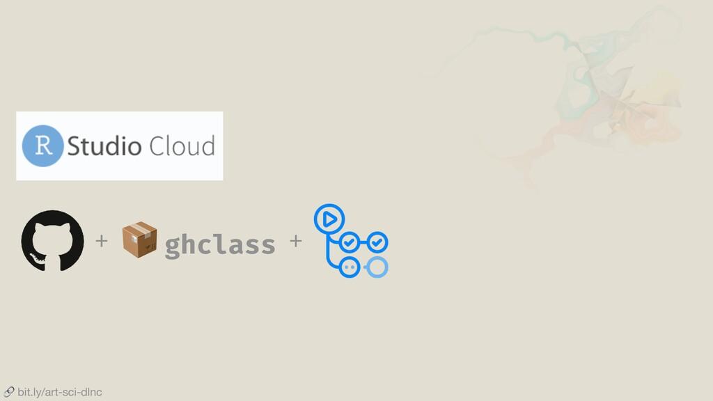 ghclass + +  bit.ly/art-sci-dlnc
