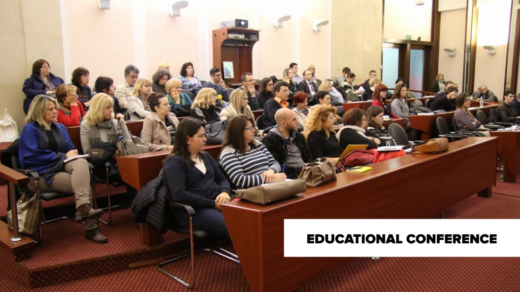 EDUCATIONAL CONFERENCE