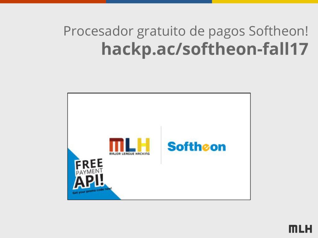 Procesador gratuito de pagos Softheon! hackp.ac...