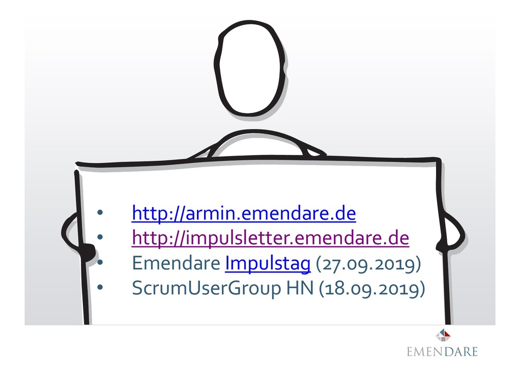 • http://armin.emendare.de • http://impulslette...