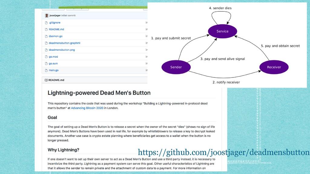 https://github.com/joostjager/deadmensbutton