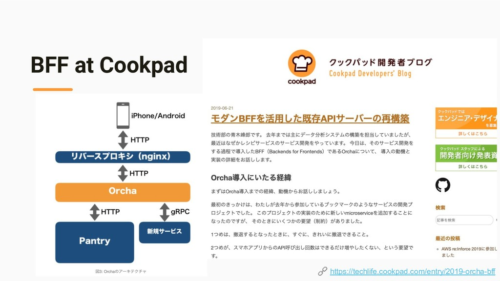 BFF at Cookpad  https://techlife.cookpad.com/en...