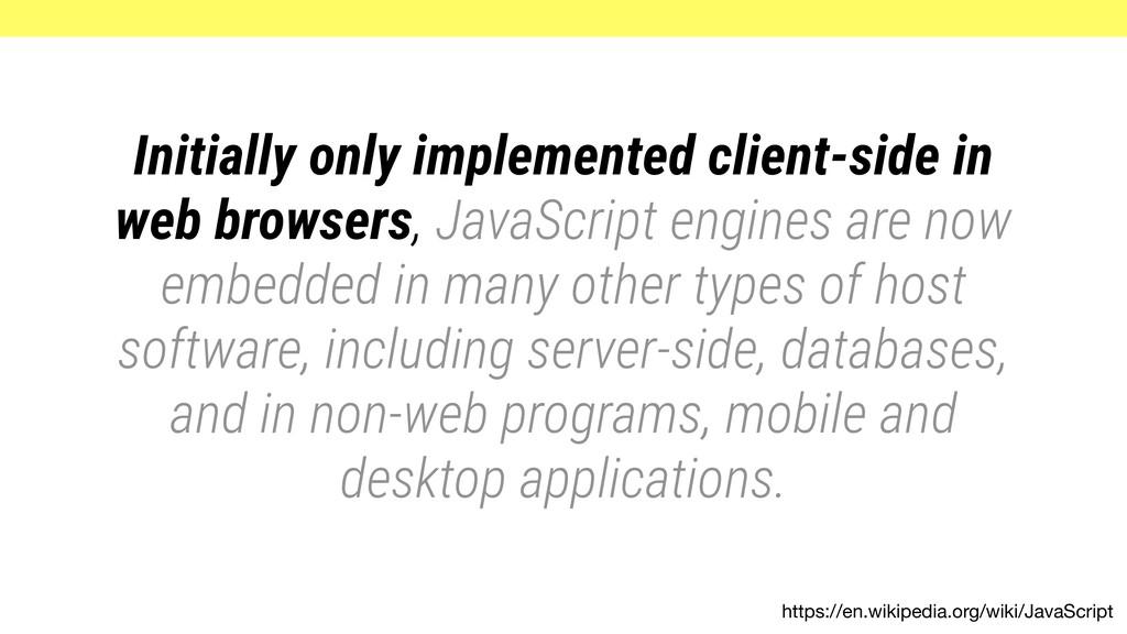 https://en.wikipedia.org/wiki/JavaScript Initia...