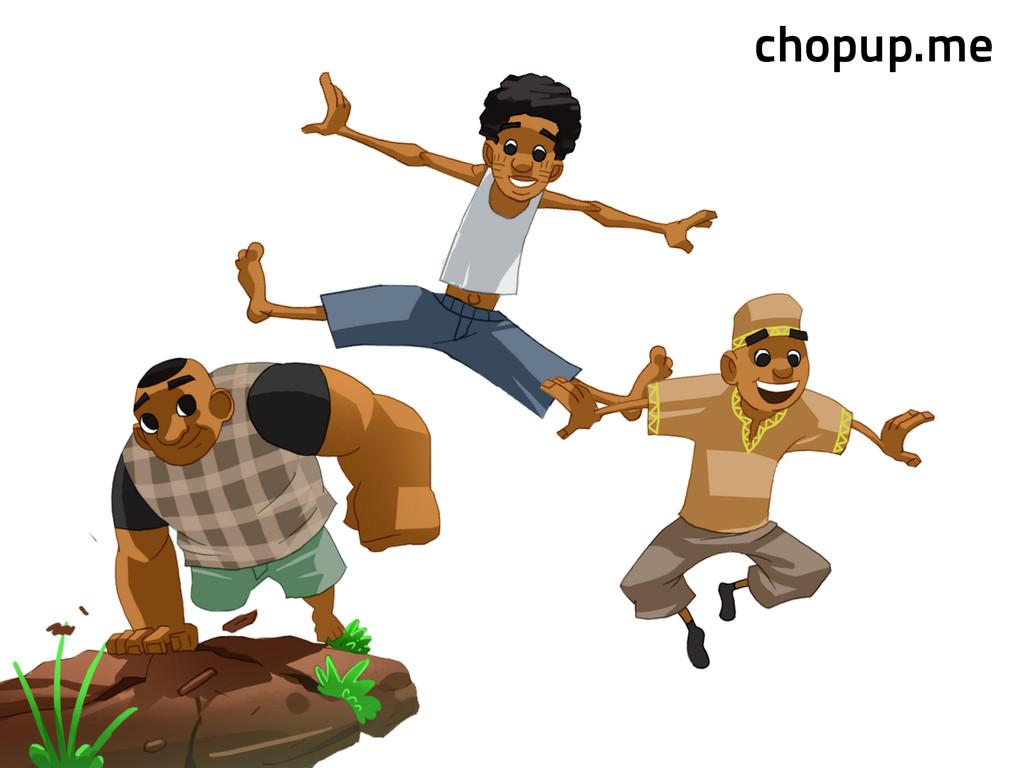 chopup.me