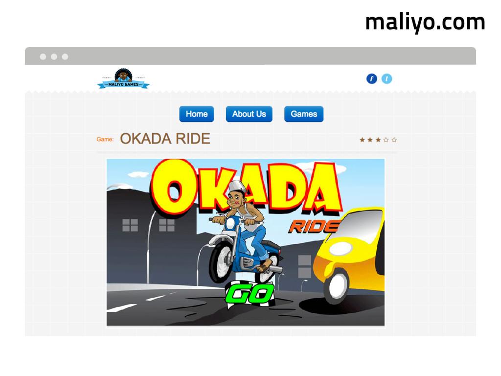 maliyo.com
