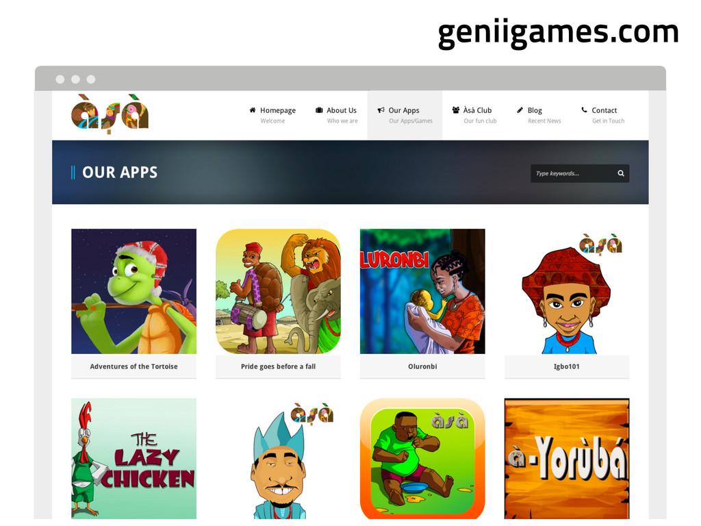 geniigames.com