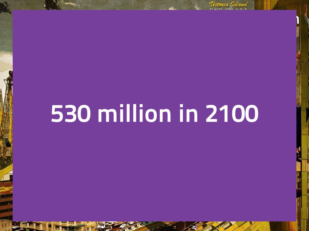 vigilism.com 530 million in 2100