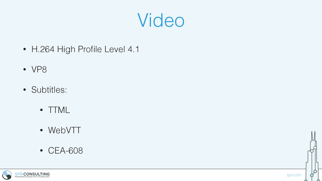 spr.com Video • H.264 High Profile Level 4.1 • V...