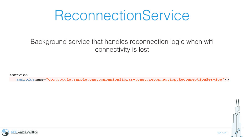 spr.com ReconnectionService Background service ...