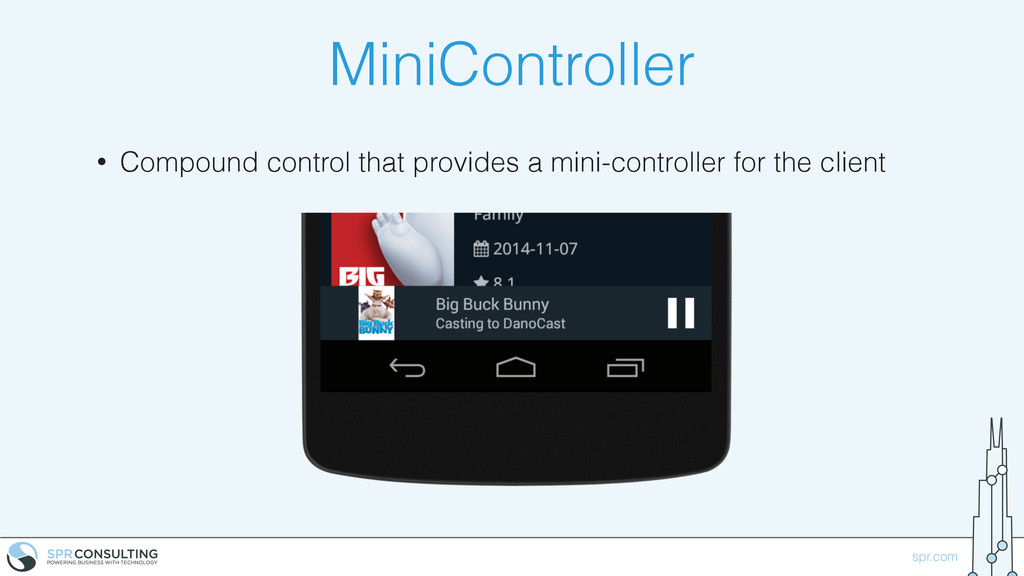 spr.com MiniController • Compound control that ...