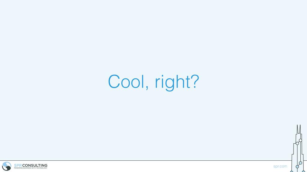 spr.com Cool, right?