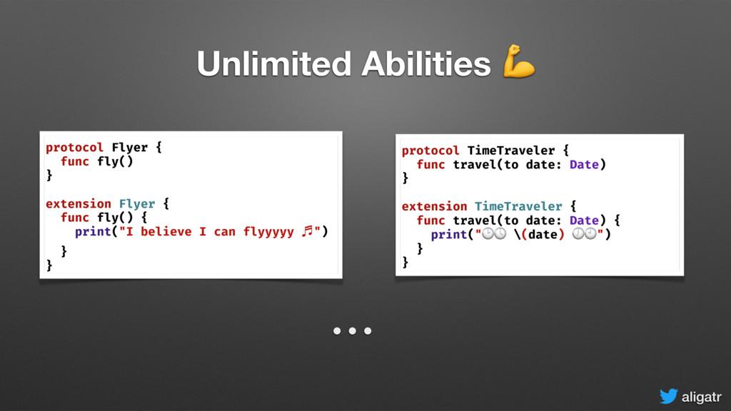 aligatr Unlimited Abilities 0 protocol TimeTrav...