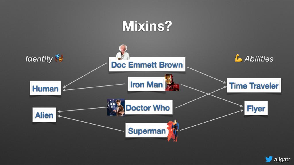 aligatr Mixins? Doc Emmett Brown Doctor Who Iro...