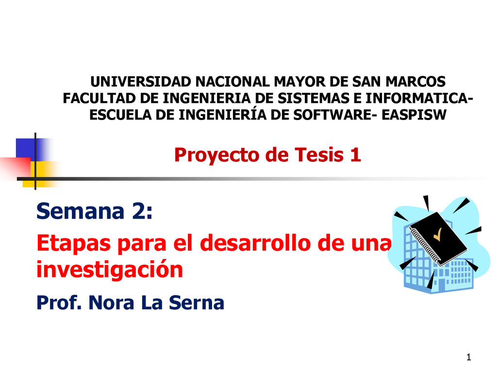 1 UNIVERSIDAD NACIONAL MAYOR DE SAN MARCOS FACU...