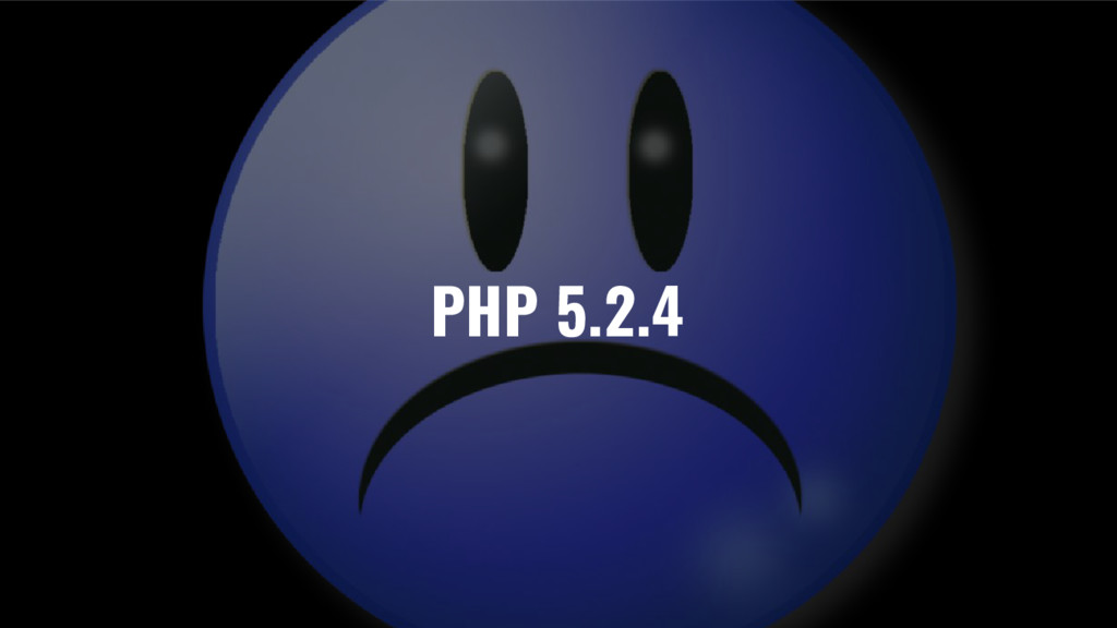 PHP 5.2.4