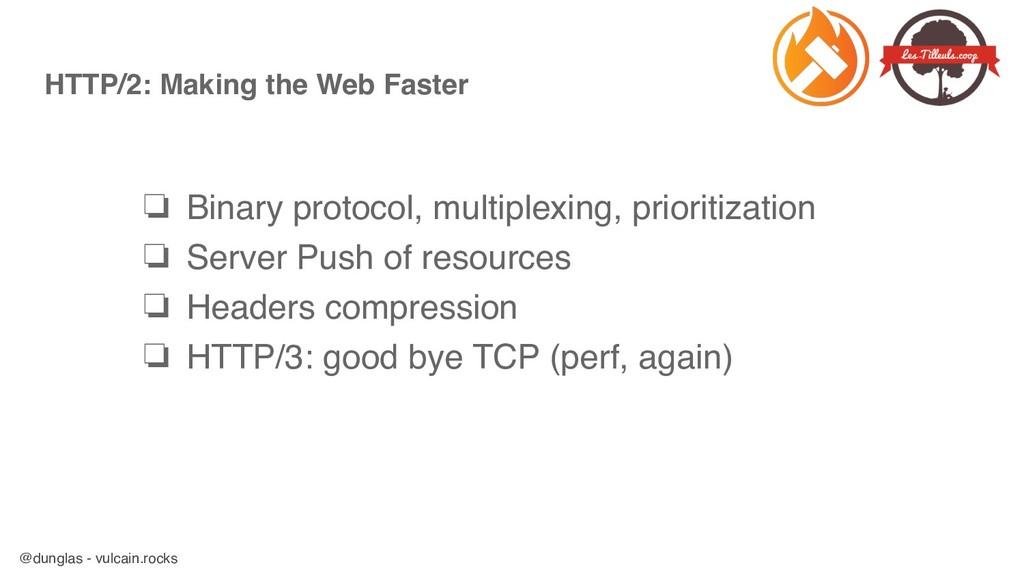 @dunglas - vulcain.rocks HTTP/2: Making the Web...