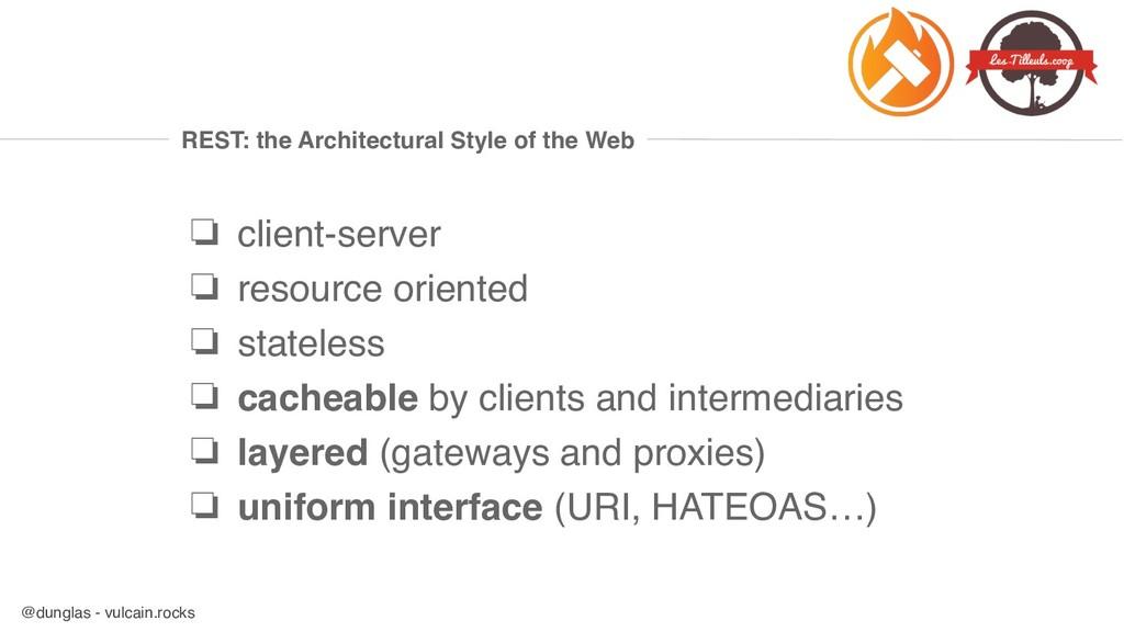 @dunglas - vulcain.rocks REST: the Architectura...