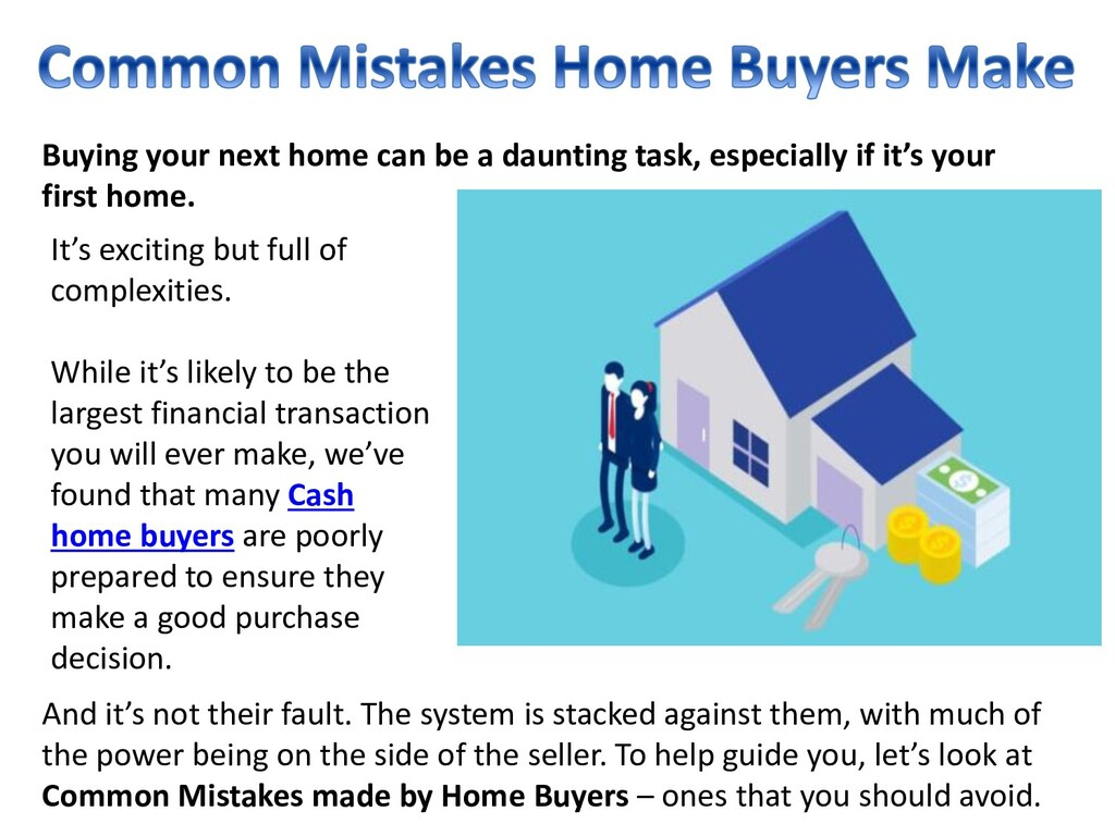 Buying your next home can be a daunting task, e...