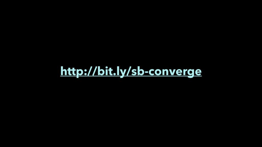http://bit.ly/sb-converge