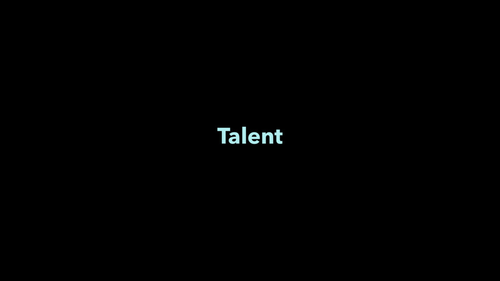 Resources Talent