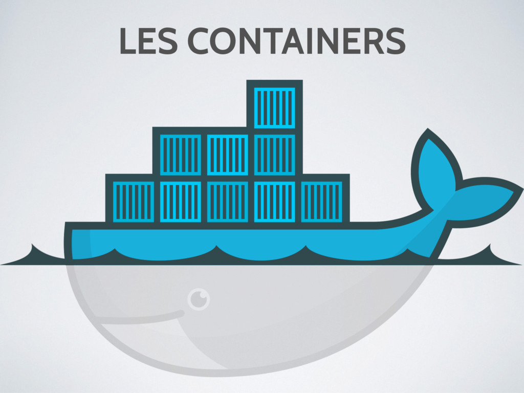 LES CONTAINERS