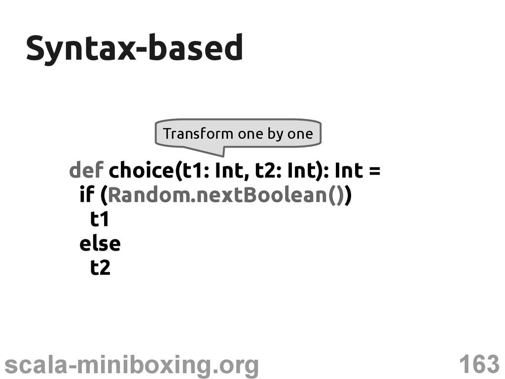 163 scala-miniboxing.org Syntax-based Syntax-ba...