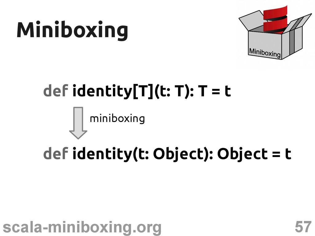 57 scala-miniboxing.org Miniboxing Miniboxing d...