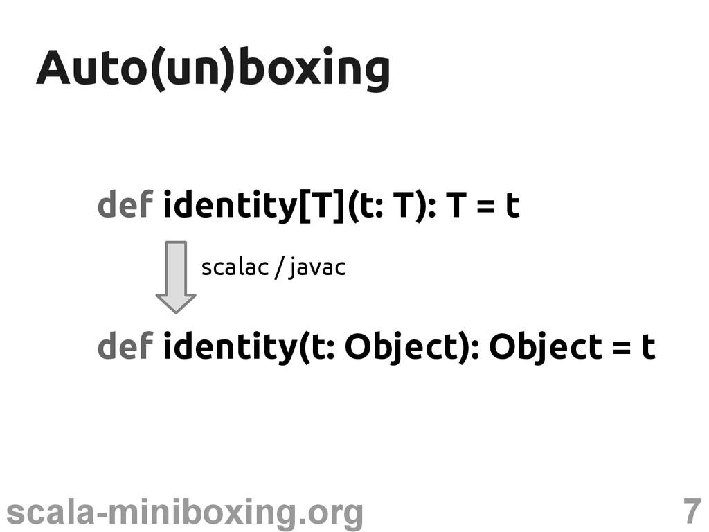 7 scala-miniboxing.org Auto(un)boxing Auto(un)b...