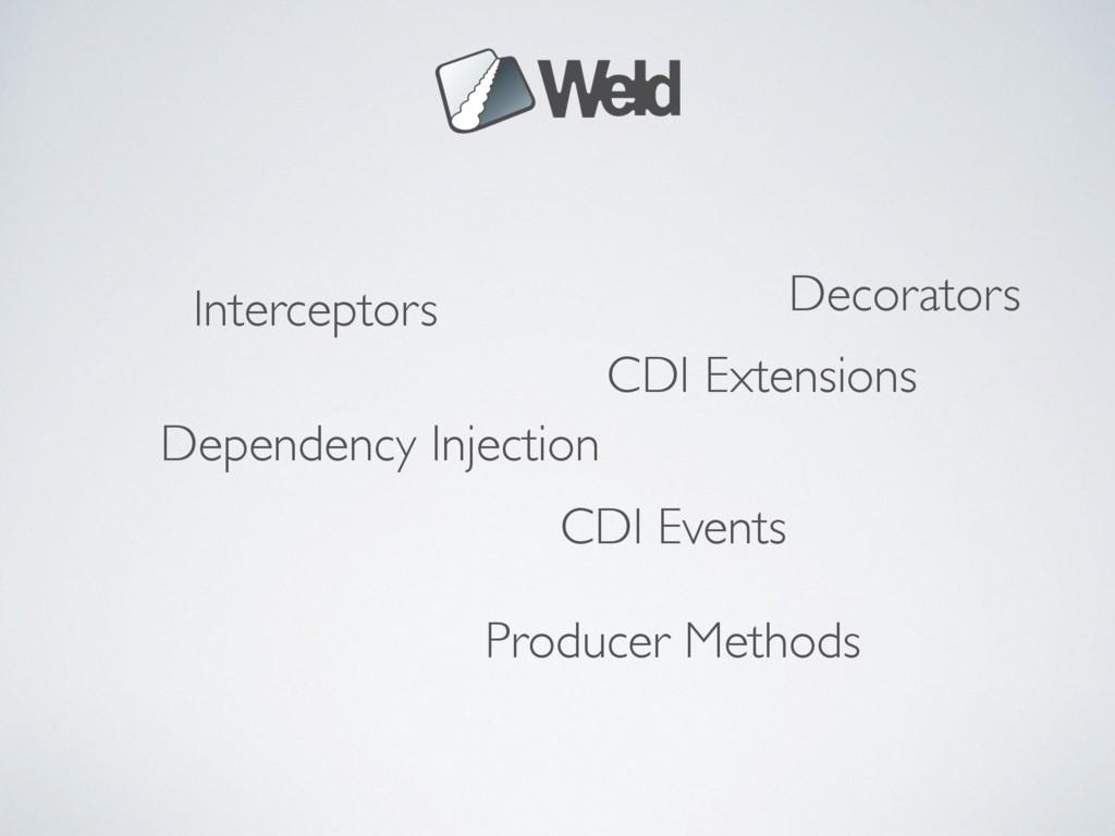 Dependency Injection Producer Methods Intercept...