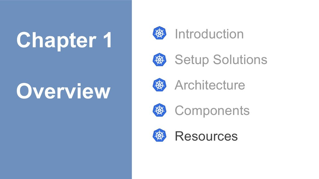Introduction Setup Solutions Architecture Compo...