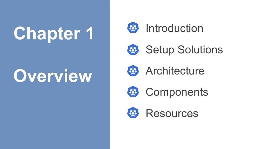 Chapter 1 Overview Introduction Setup Solutions...
