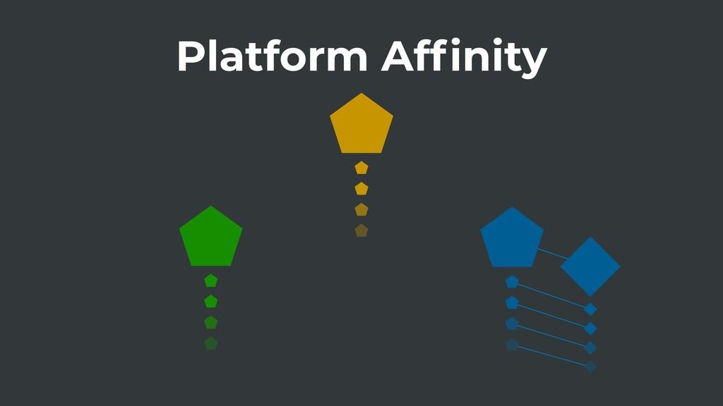 Platform Affinity