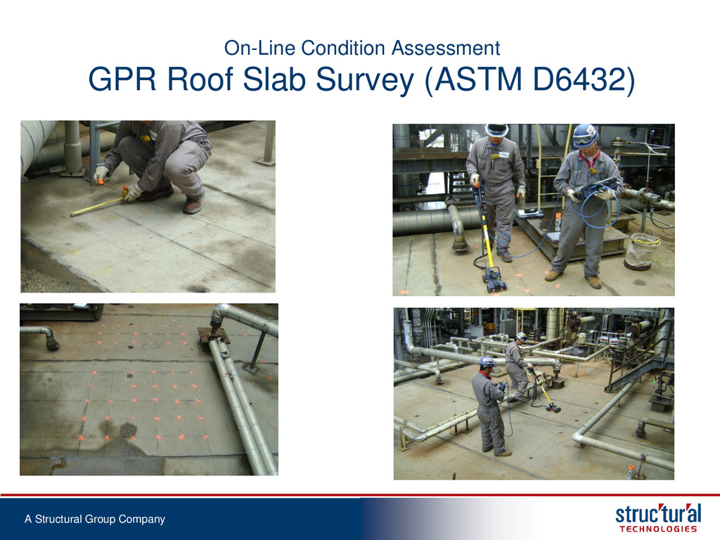 A Structural Group Company On-Line Condition As...