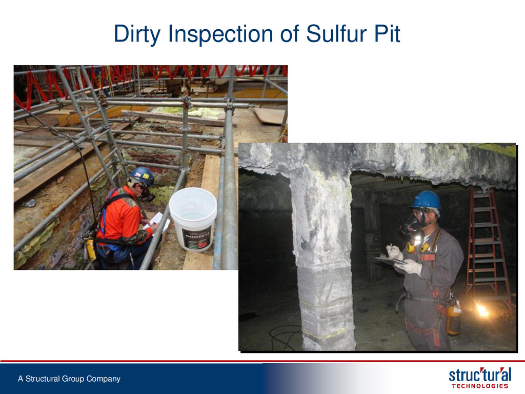 A Structural Group Company Dirty Inspection of ...