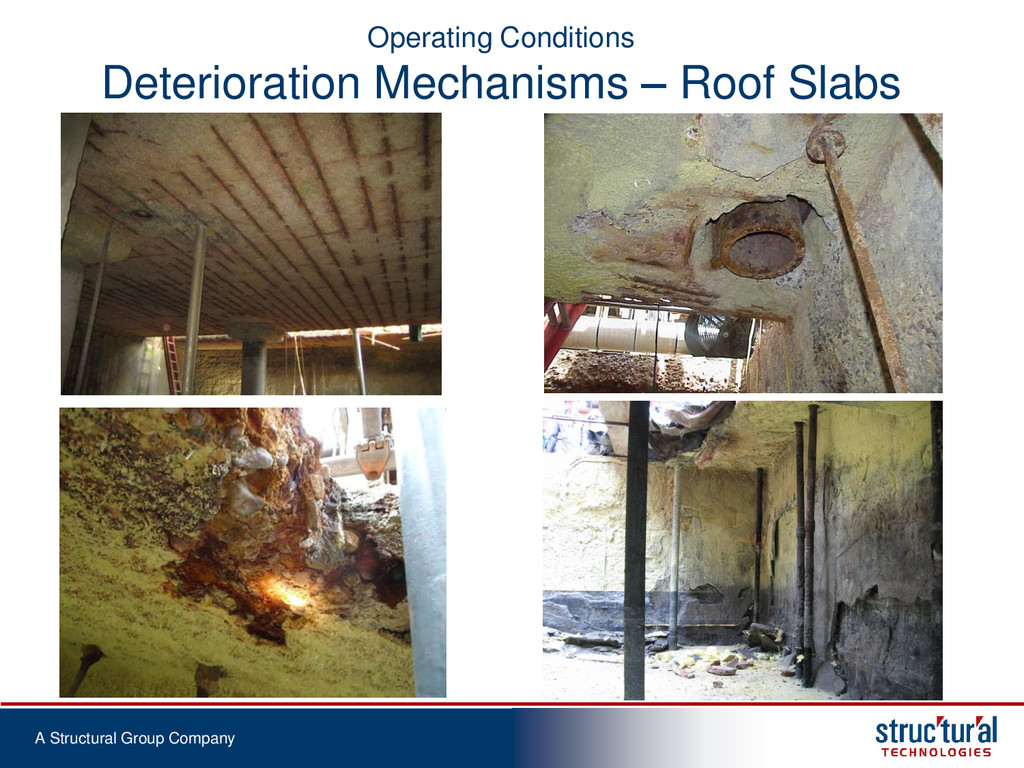 A Structural Group Company Operating Conditions...