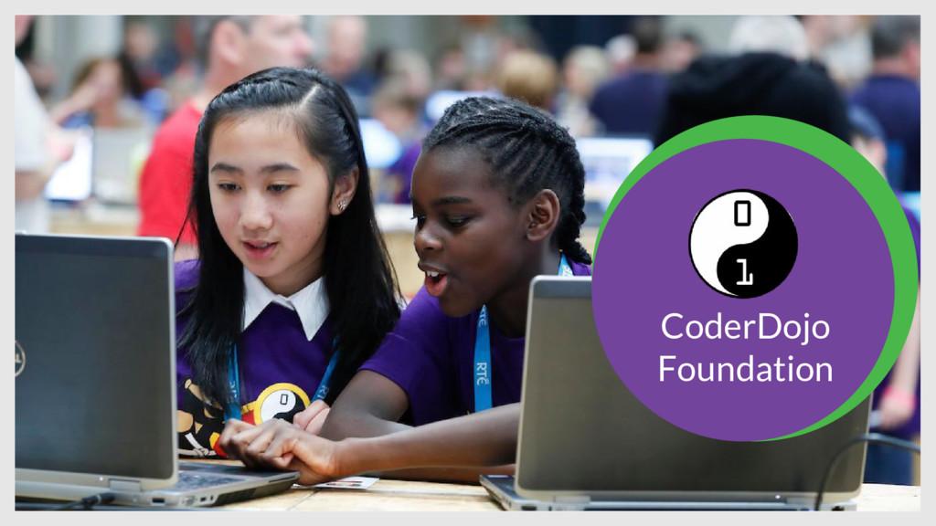 www.coderdojo.com CoderDojo Foundation 1 CoderD...
