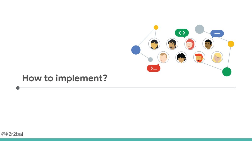 @k2r2bai How to implement?