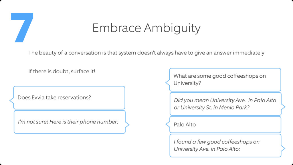 Embrace Ambiguity 7 The beauty of a conversatio...