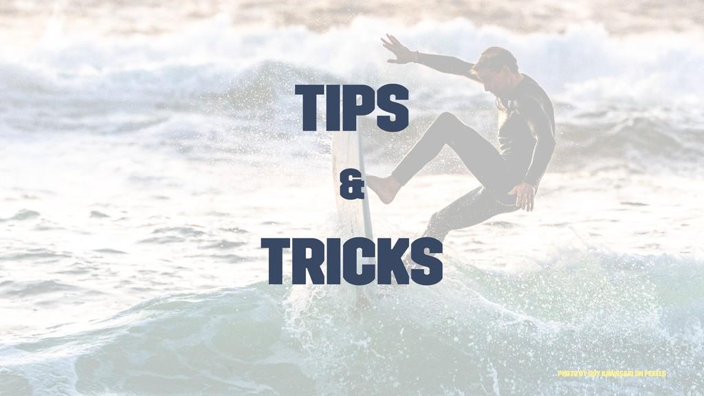 Tips & Tricks Photo by Guy Kawasaki on Pexels