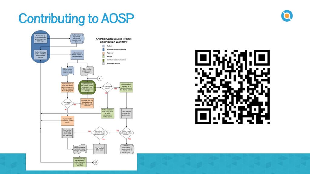 Contributing to AOSP