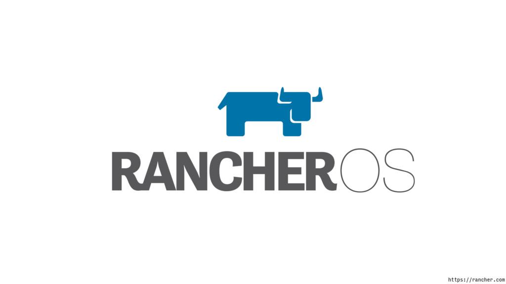 https://rancher.com OS