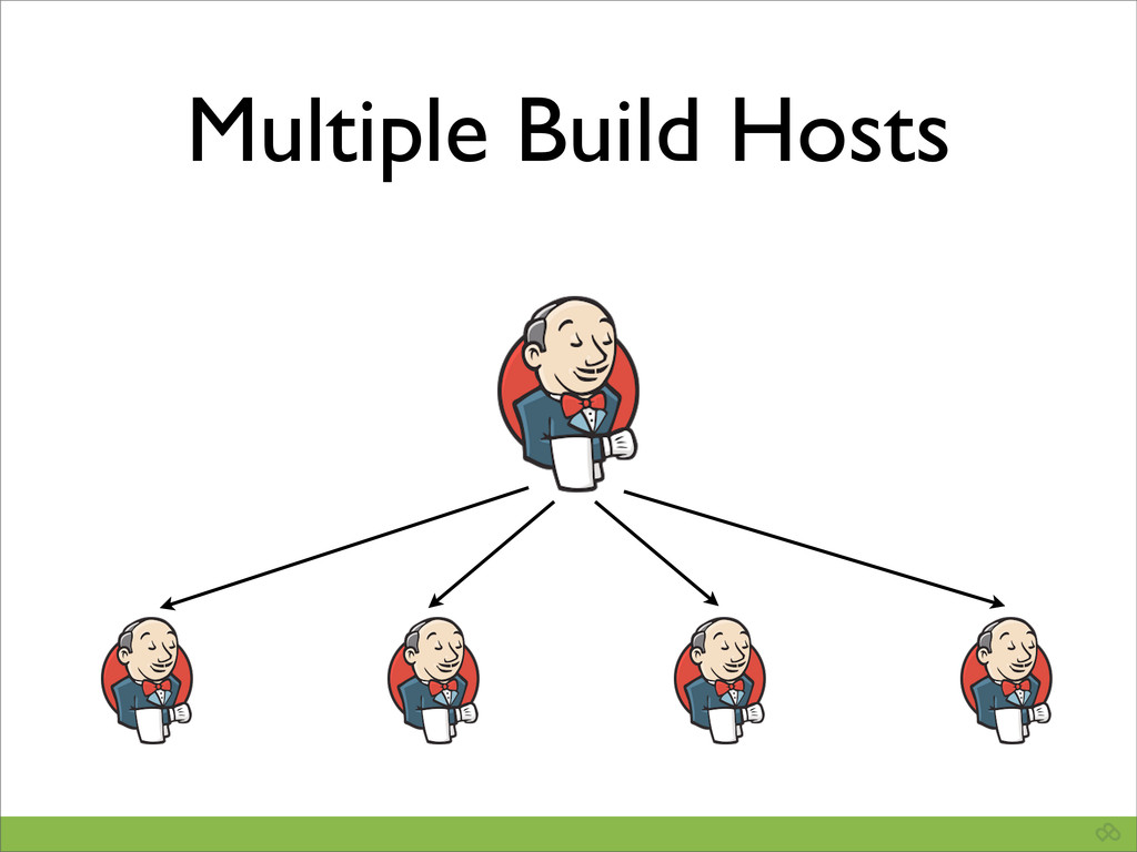 Multiple Build Hosts