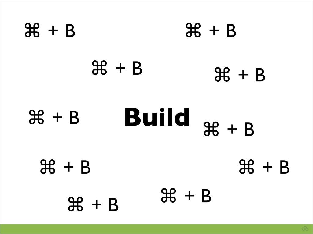 Build ⌘ + B ⌘ + B ⌘ + B ⌘ + B ⌘ + B ⌘ + B ⌘ + B...
